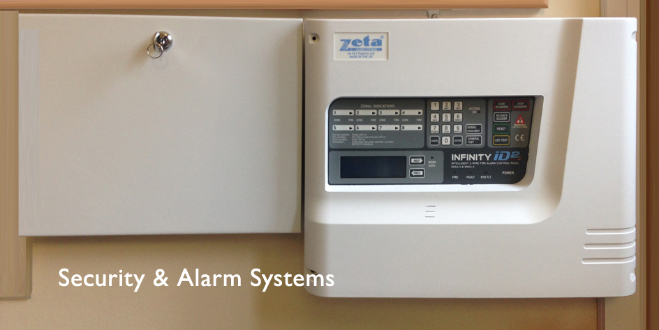 Security & Alarm Systems